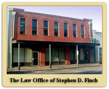 Stephen Finch Law in Seguin Texas